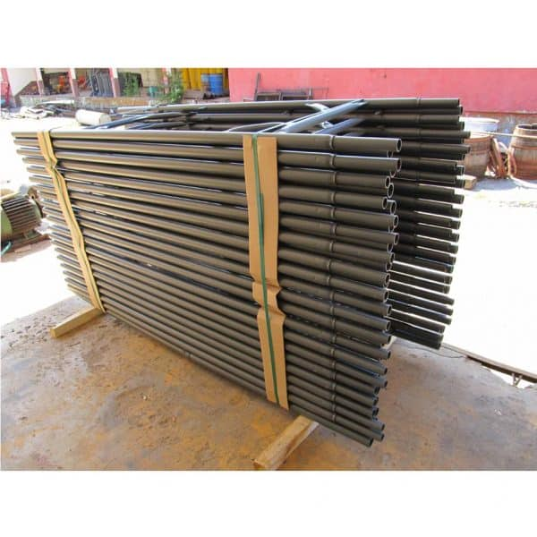 Фасадно скеле GD 42-48 използва тръбни носещи рамки.