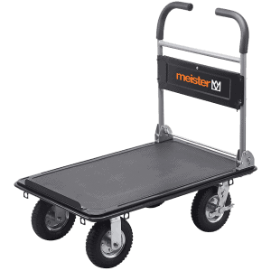 Platform cart K3M-300 - general view.