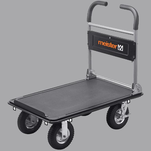 Платформена количка K3M-300 - общ изглед