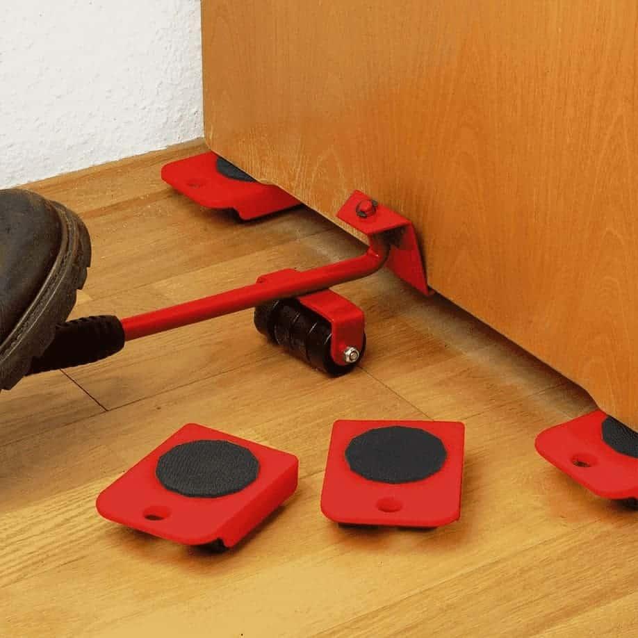 комплект за пренасяне на мебели