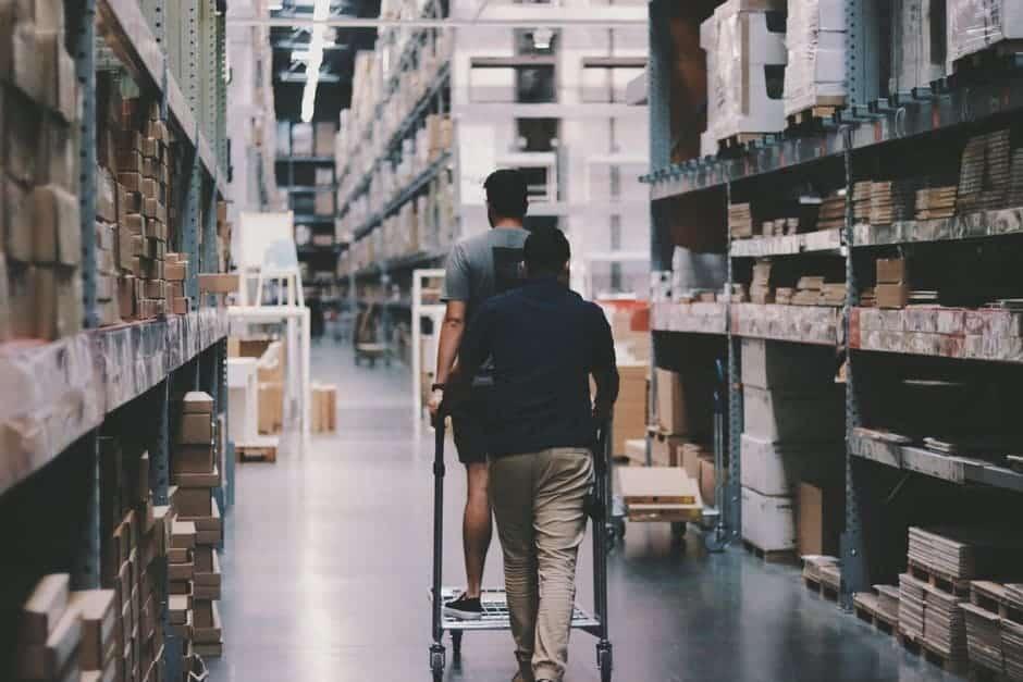 складови колички мъже
