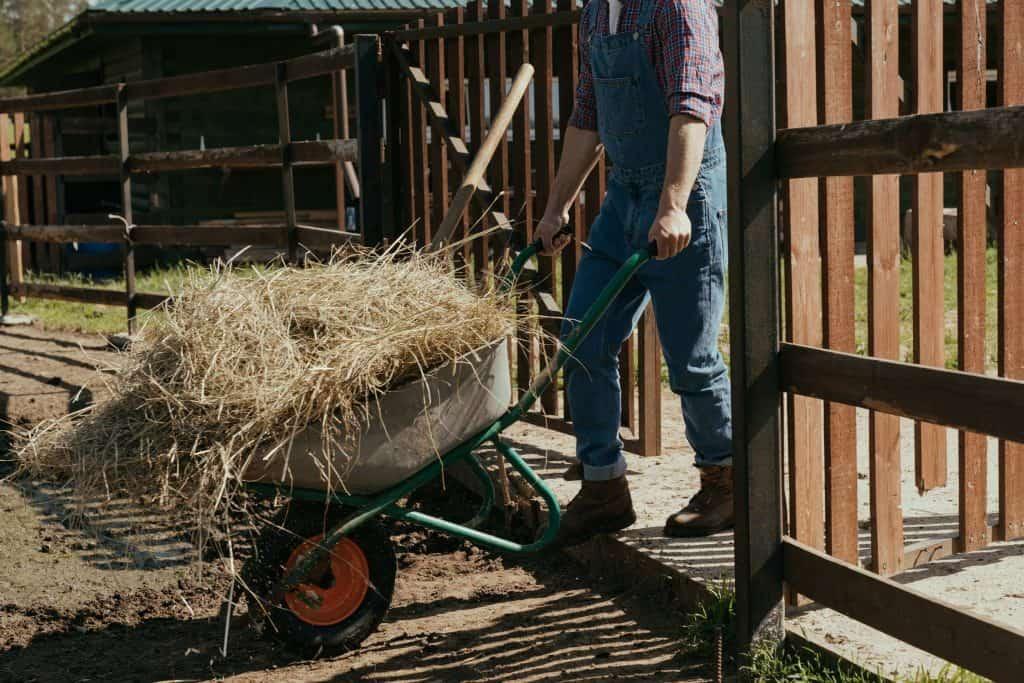 Градинска количка Фермер