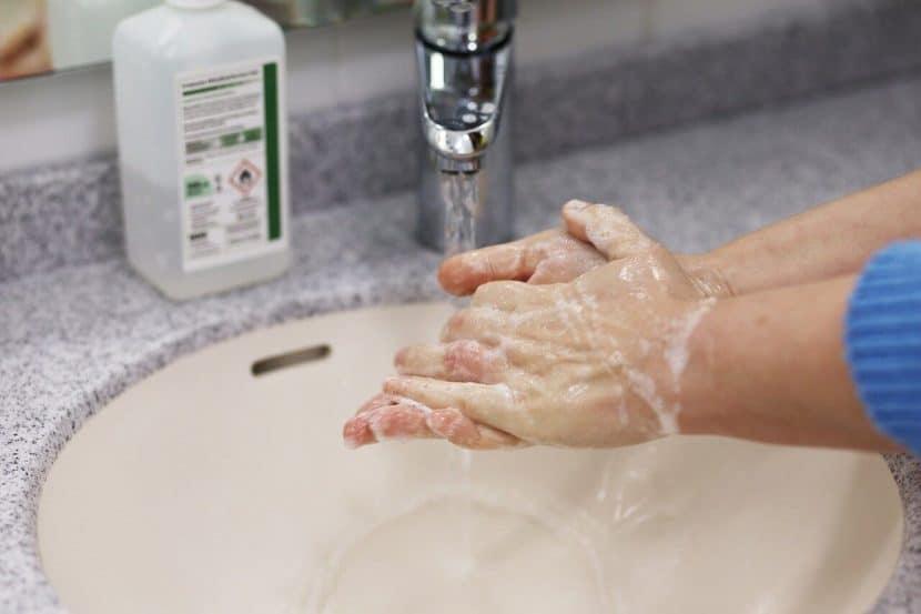Съвети миене на ръце и дезинфеция