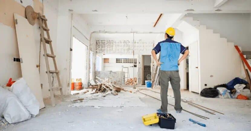 Почистване след ремонт
