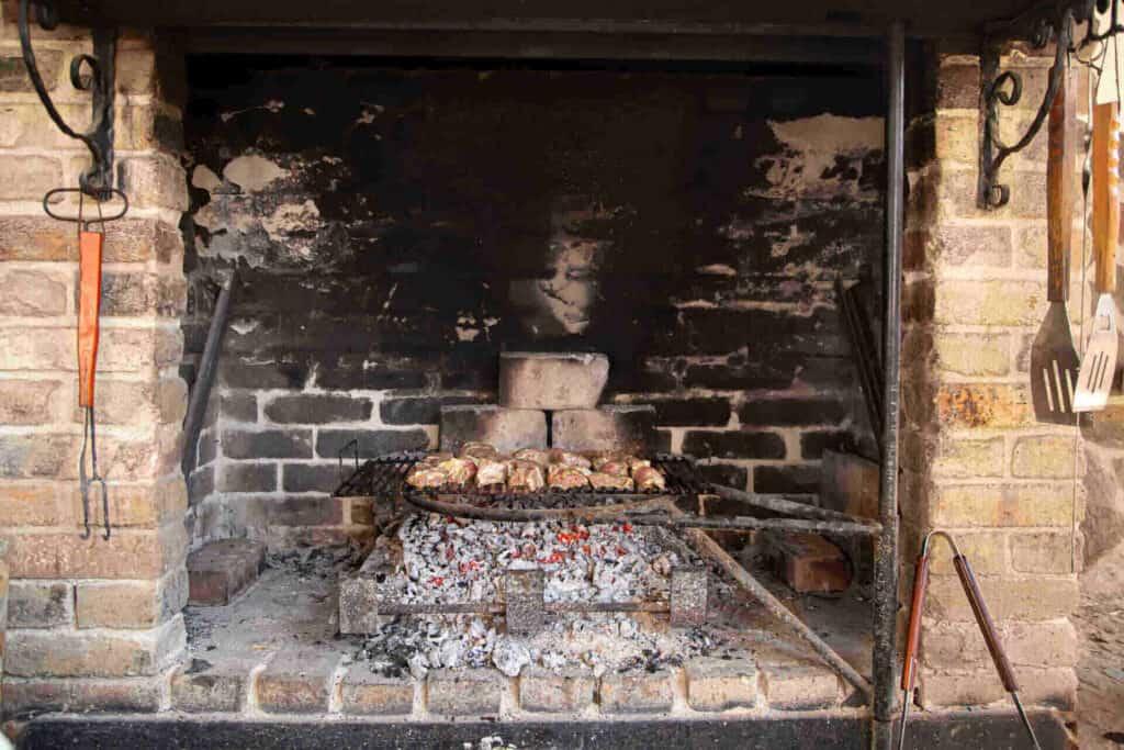 Домашно барбекю