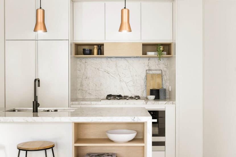 Красива малка кухня